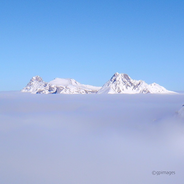 Above The Clouds by gpimages