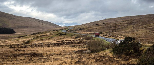 Across the Mournes by cats_123