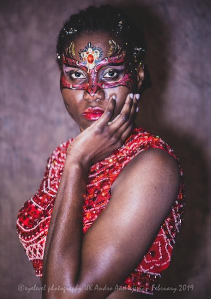 Masquerade by eyelevelphotographyuk
