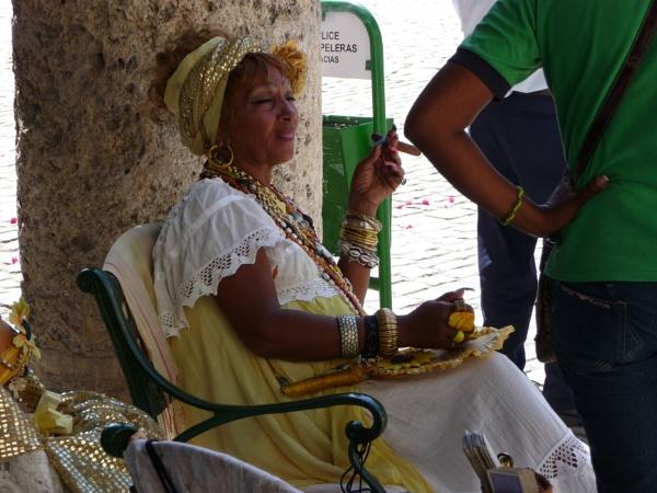 Cuba , Havana.  Where she\'s having a little nap. by carol01
