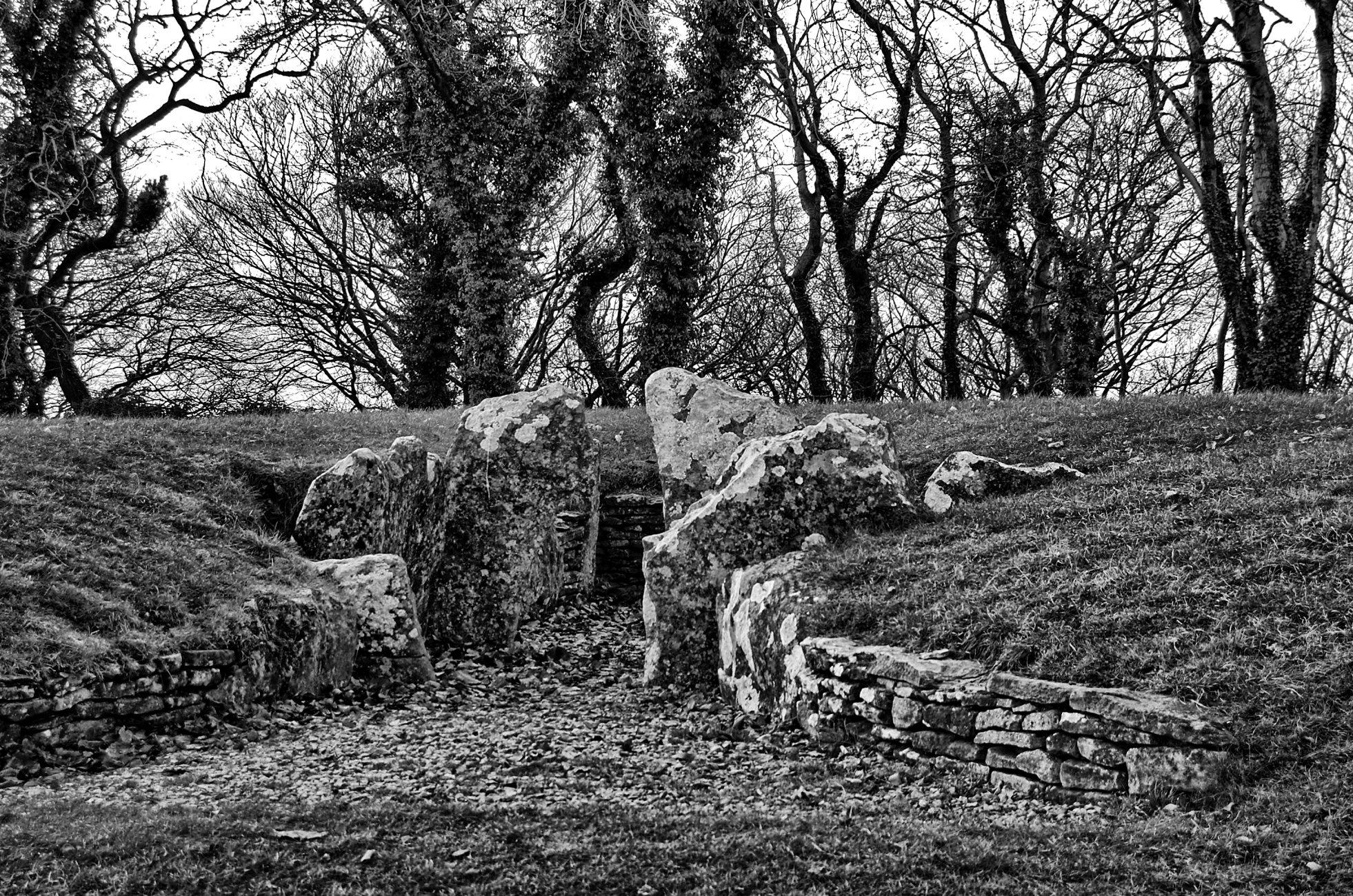 Nympsfield Long Barrow