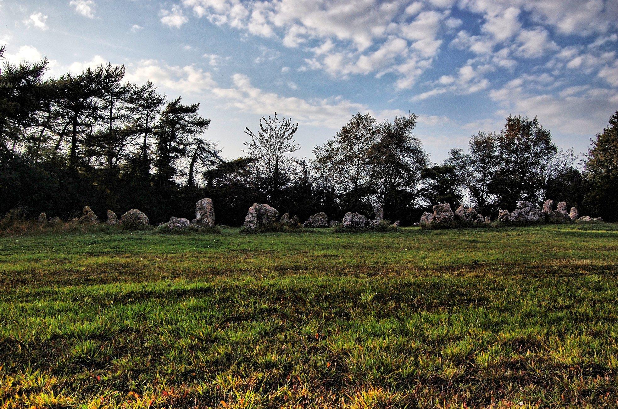 The Rollright Stones