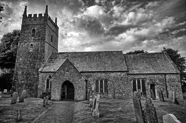 St Micheals Church Horwood, Devon by woodini254