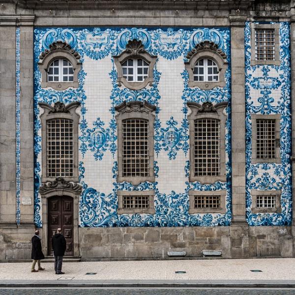 Igreja das Carmelitas,Porto by jacomes