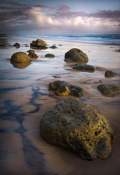 Rocky Sunrise by graemeandrew