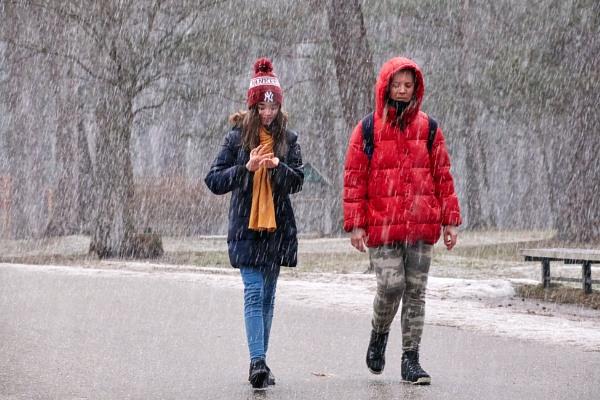 Last winter day by LotaLota