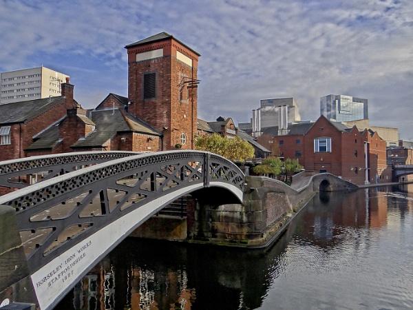 canal bridge by dven
