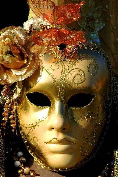 Venice carnival by Meletis