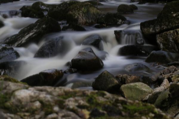 Smokey river by psr3045