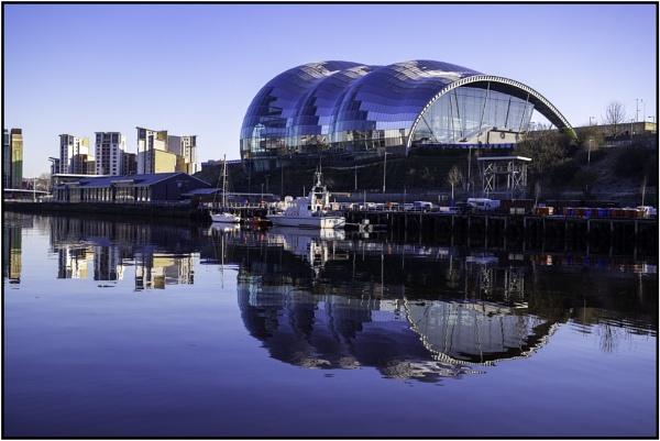 The Stillness of Tyne by woolybill1