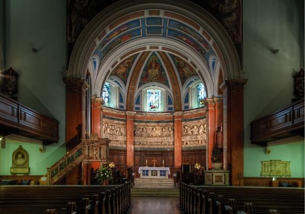 St Cuthbert\'s Church by peterellison