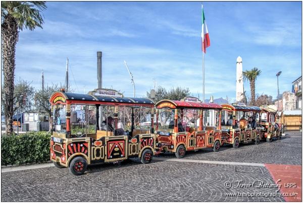 Bardolino\'s local transport! by TrevBatWCC