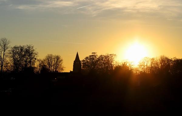 Dutch Sunset by Merlin_k