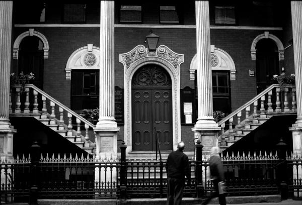 Entrance by nclark
