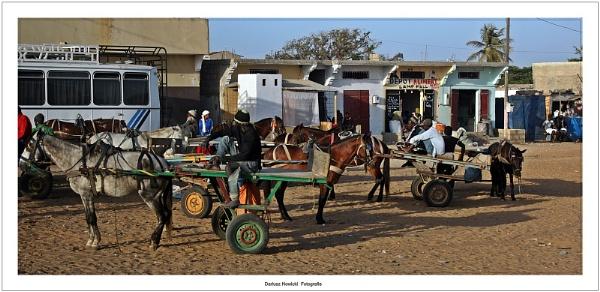 parking .... Senegal by papajedi