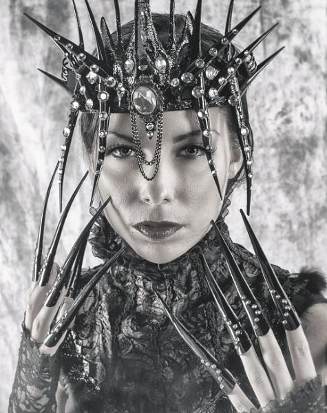 Return of The Dark Queen by vonbatcat