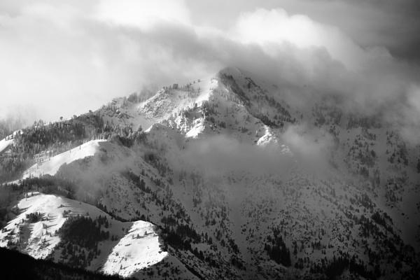 Mountains in light by mlseawell