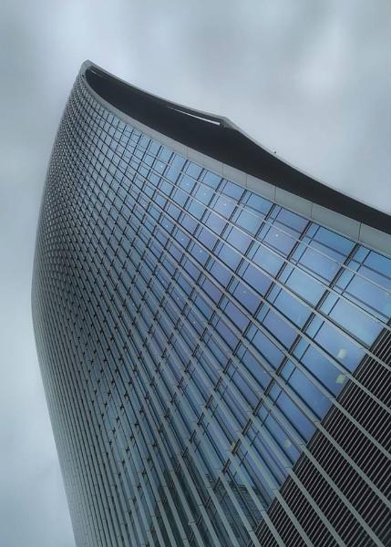 Walkie Talkie building London by StevenBest