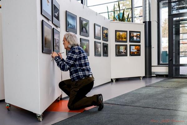 Exhibition. by kuvailija