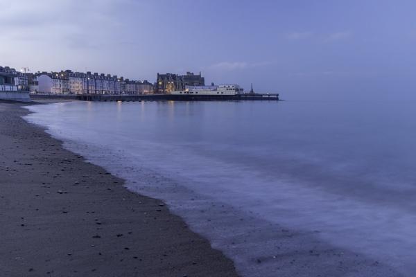 Aberystwyth dawn by mommablue