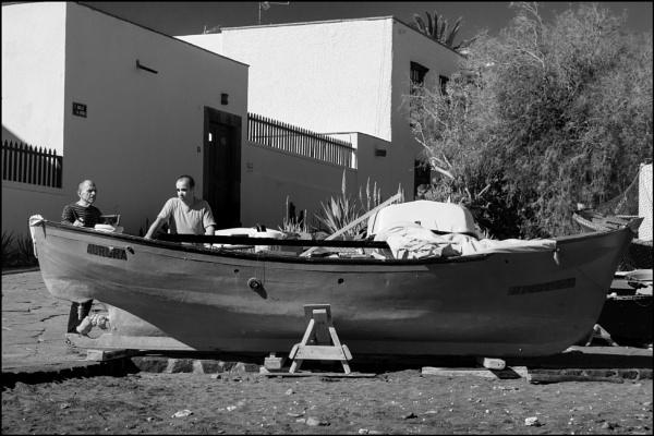 Fishermen by bwlchmawr