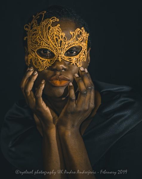 Masked Look by eyelevelphotographyuk