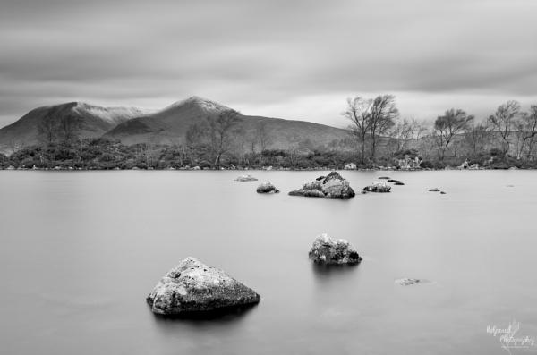 Scotland in mono by PMWilliams