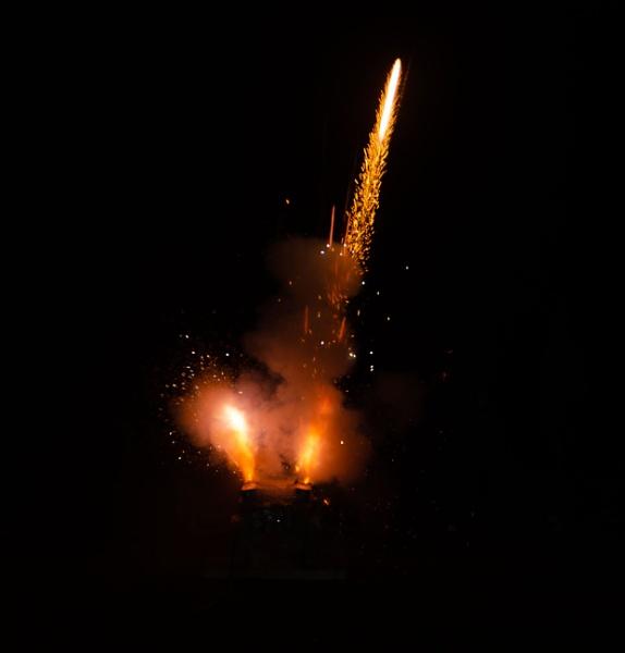 Fireworks by DennisBloodnok