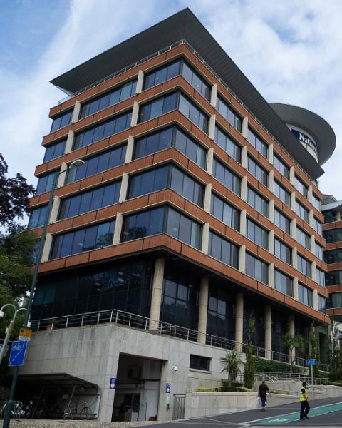 Office Building by DennisBloodnok