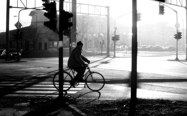 Shadows of Morning XXIX by MileJanjic
