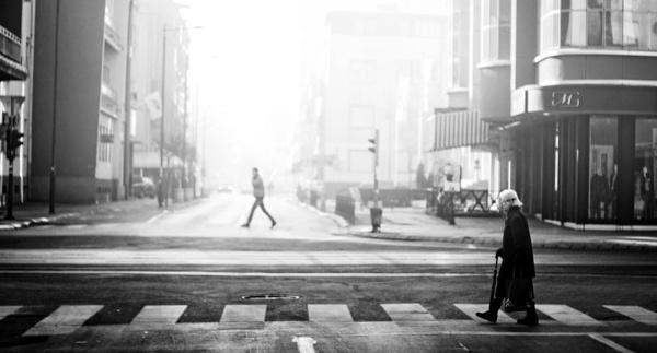 Shadows of Morning XXXI by MileJanjic