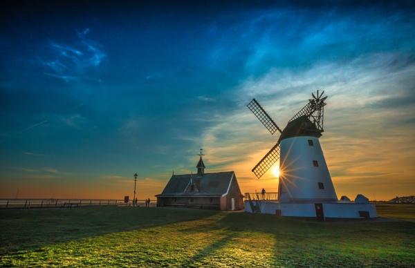 Lytham Sunset by Legend147