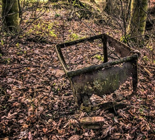 Rusty by BillRookery