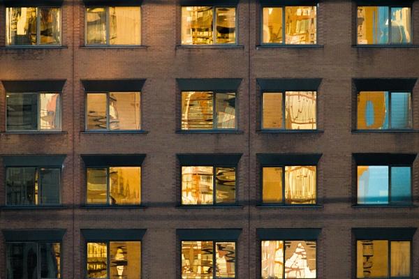 Blazing Windows by BobbyMS