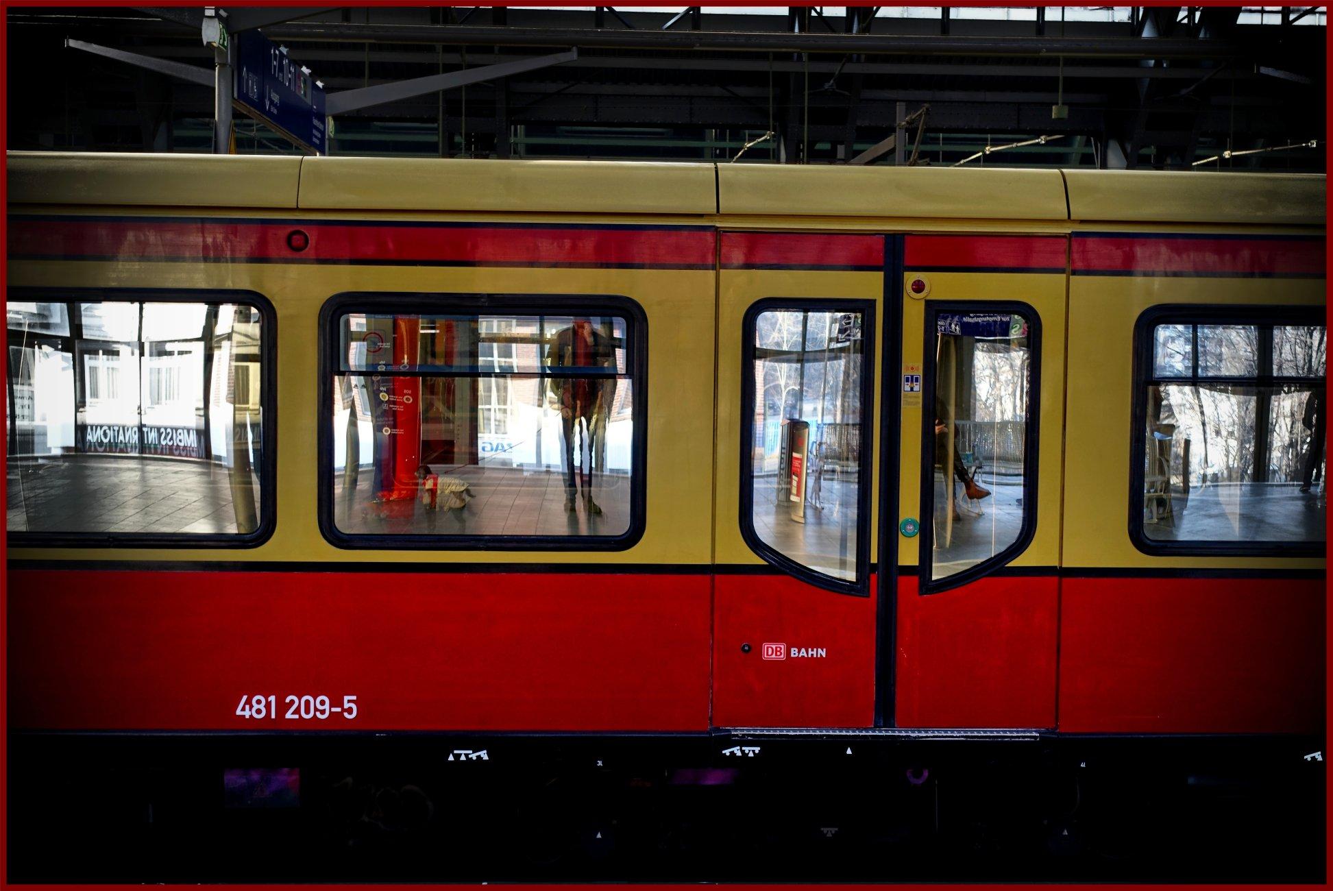 Train Reflecions