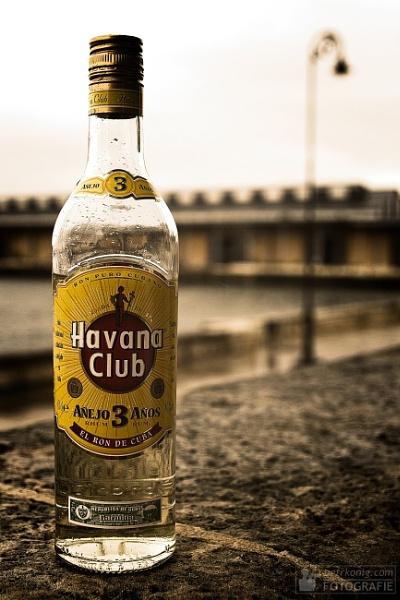 Havana port_bottle of rum by konig