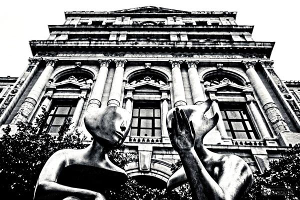 Havana_Sculpture by konig