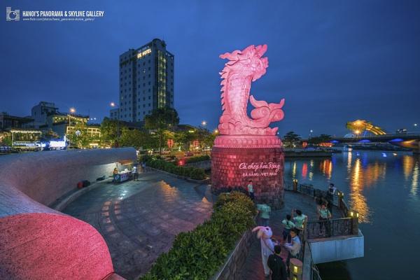 DHC Marina, Da Nang city, VIetnam by vulong