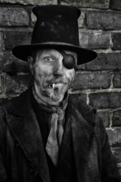 One Eyed Jack by photographerjoe