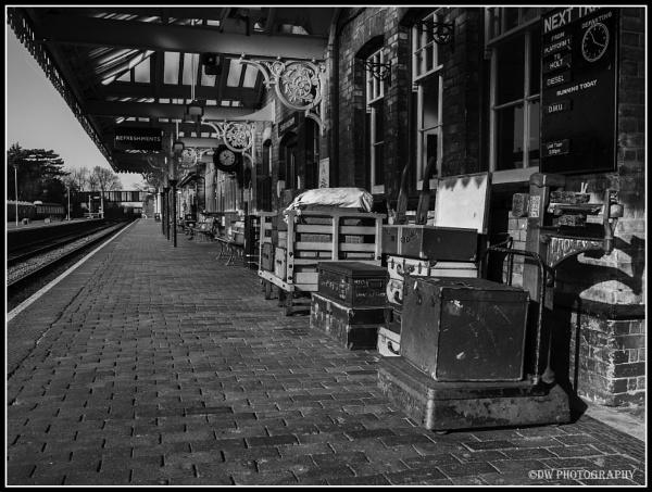 Sheringham Station by Dwaller