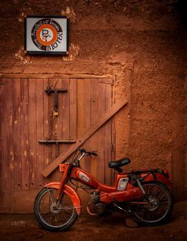 Mud Bike