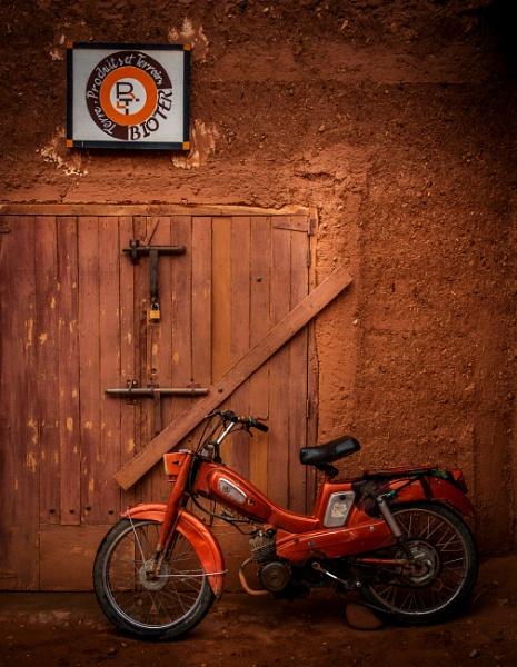 Mud Bike by tinabolton