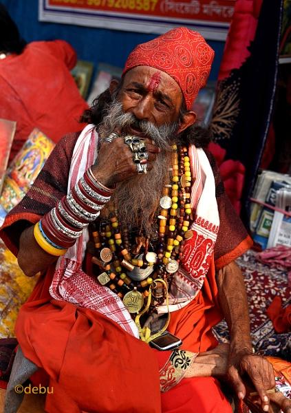 Soni Maharaj from Tarapith..3 by debu