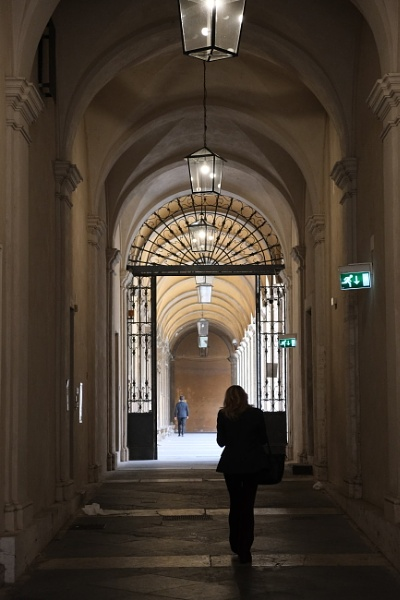 Walkway by joshwa