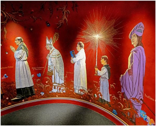 Bishop Elphinstone by mac