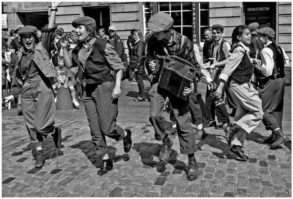 Dance Troupe by mac