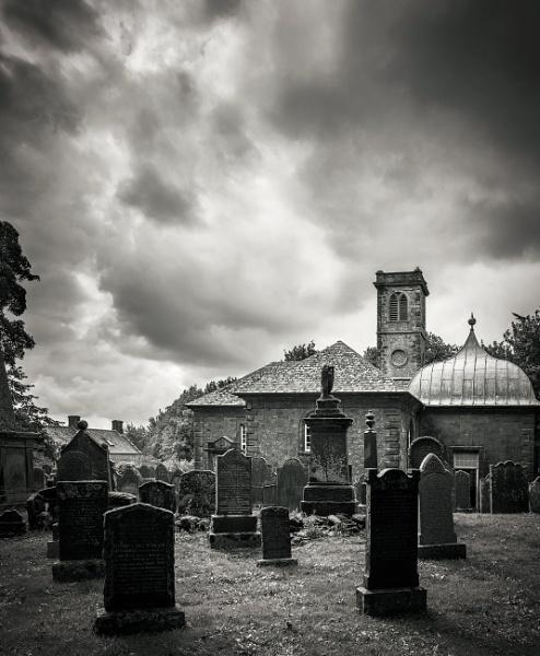 Durisdeer Church by TrotterFechan
