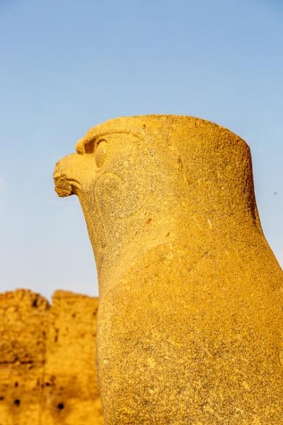 Temple of Edfu by rninov