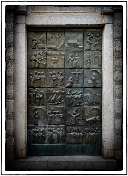 St. Ozana  doors by nklakor