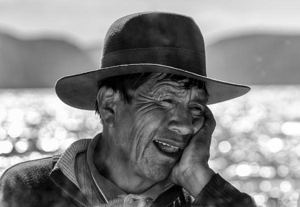 Bolivian Boatman